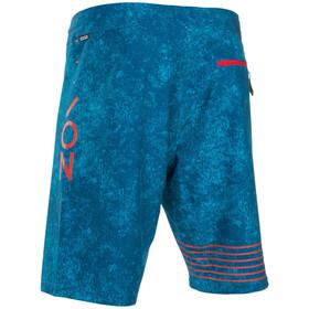 ION Logo 20'' Boardshorts Herr ocean blue